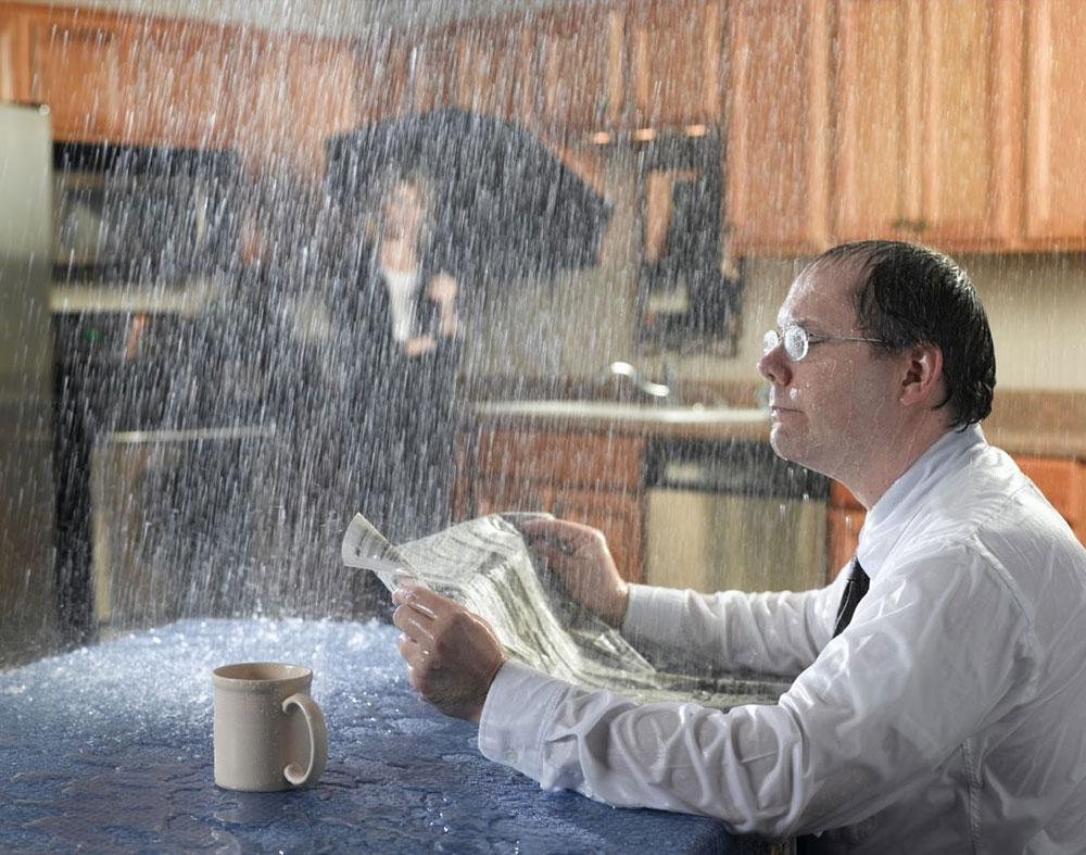 Lösningar för vattenläckage genom taket1 Lösningar för vattenläckage genom taket