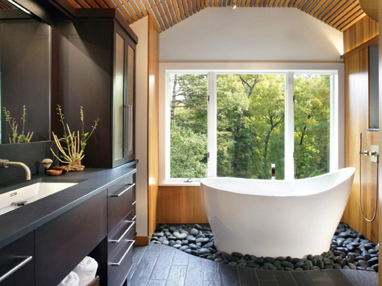 Färska badrum för män