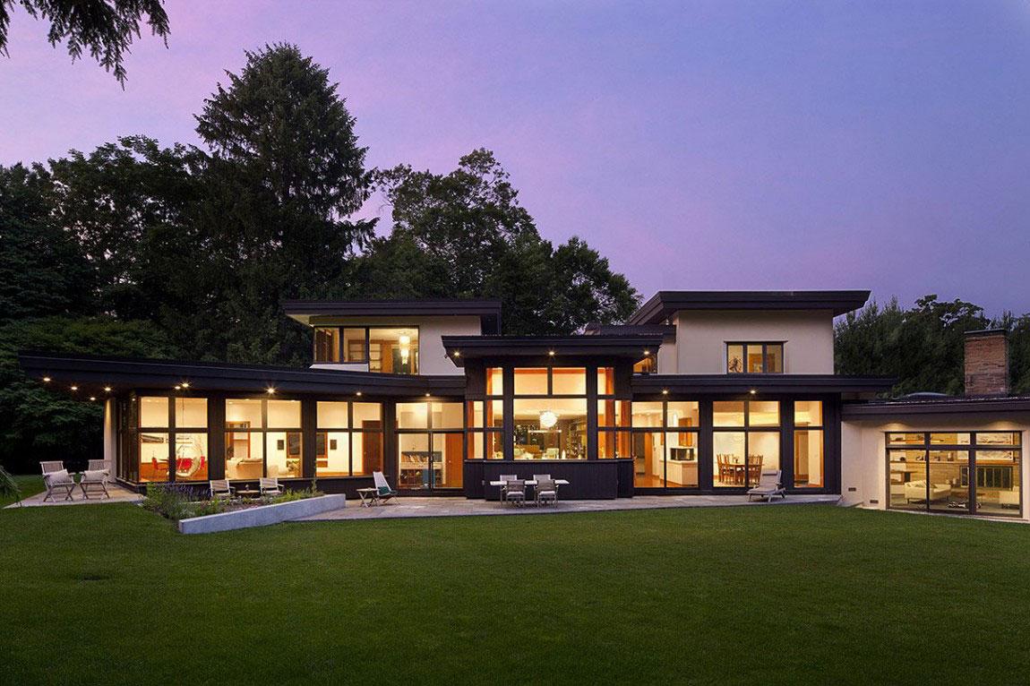 Miljövänligt hem med modern design 13 Miljövänligt hem med modern design