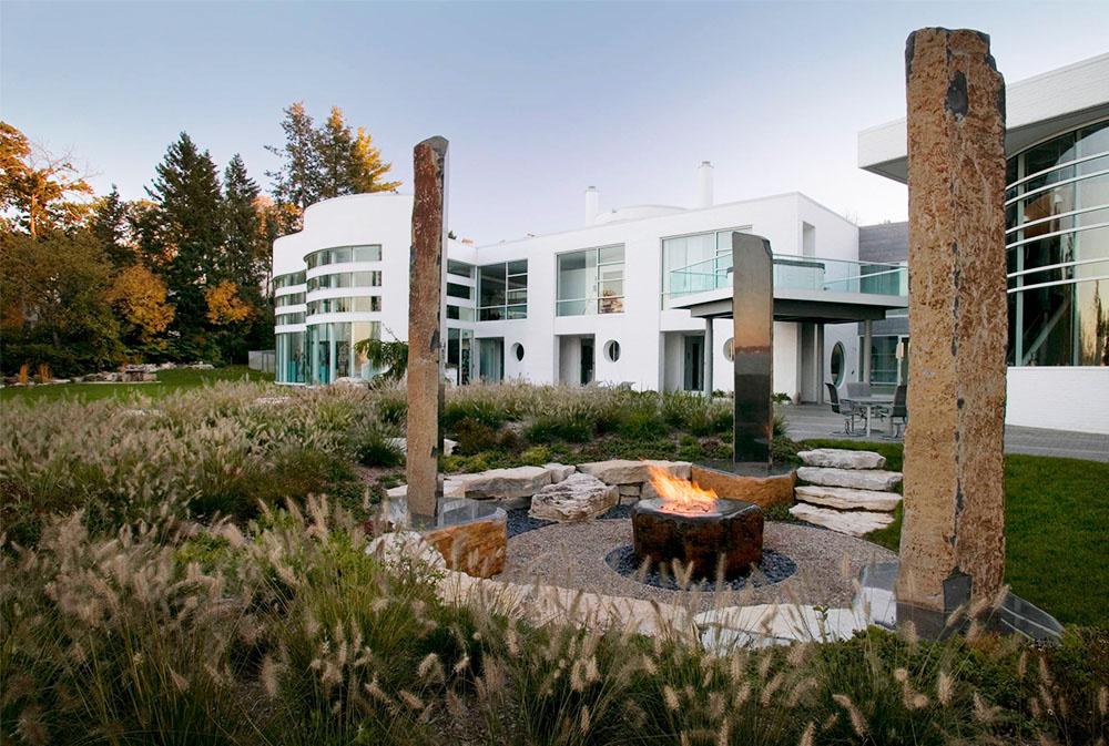 Eld och vatten av Daryl-Toby-AguaFina-Gardens-International Modern Architecture: Moderna byggnader med cool arkitektur