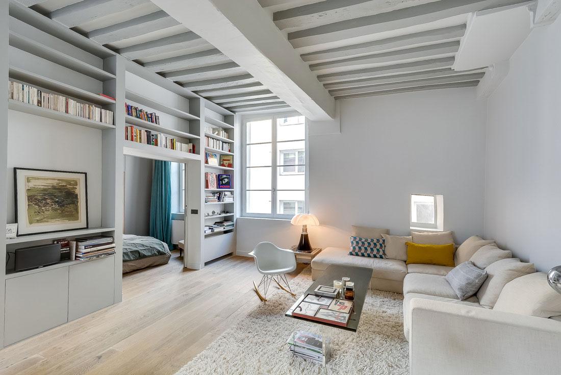 Modern lägenhet-i-Paris-designad av fransk-inredningsdesigner-Tatiana-Nicol-1 Modern-lägenhet-i-Paris-designad av fransk-inredningsarkitekt Tatiana Nicol