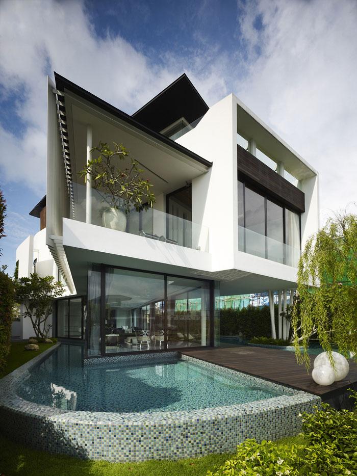 75581177795 Modern och kreativ husarkitektur - 21 exempel