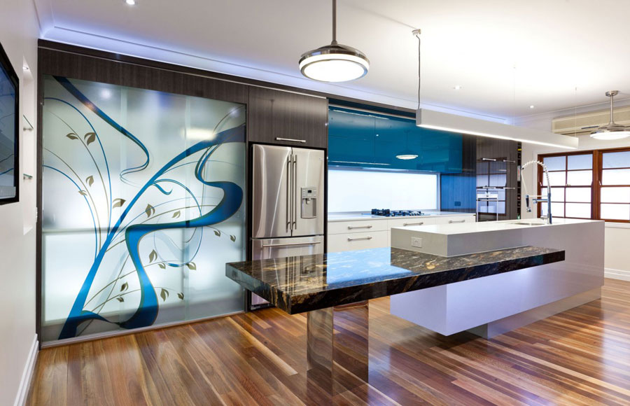 1 moderna kökö-idéer för kök med en fantastisk design