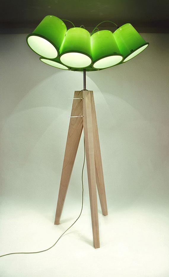 q1 Moderna och vintage golvlampedesigner för att dekorera och lysa upp dina rum