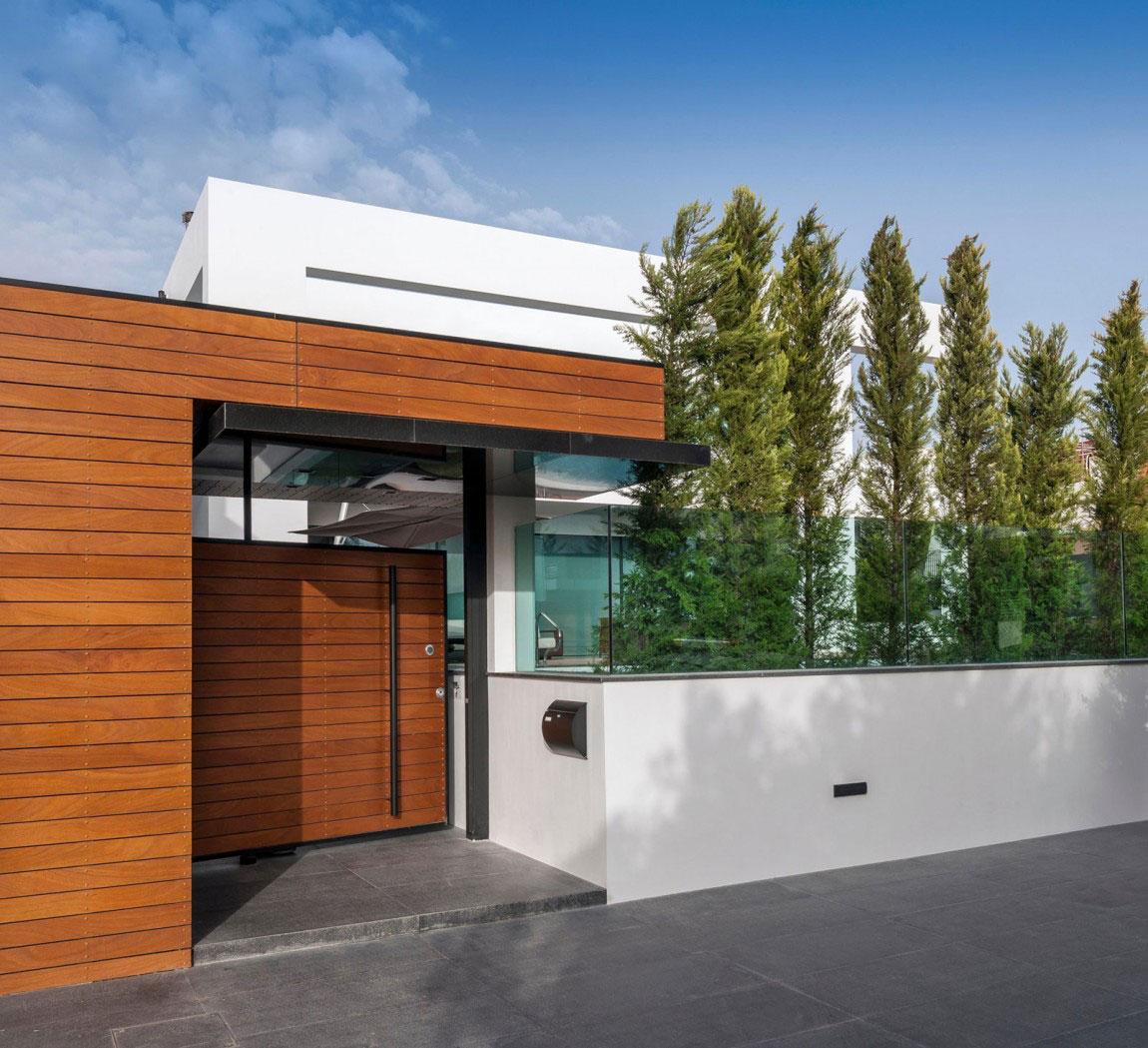 Modernt familjehus av Dolihos Architects-1 Modernt familjehus av Dolihos Architects