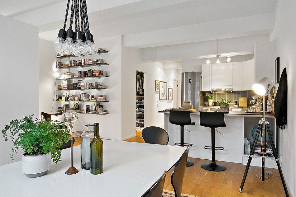 Mysig lägenhet i Göteborg som presenterar en vacker skandinavisk design 1 mysig lägenhet i Göteborg presenterar en vacker skandinavisk design