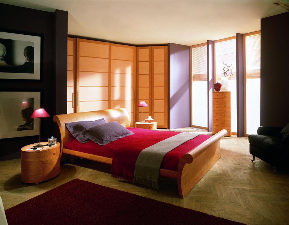 Njut av ditt liv med dessa färgglada sovrum 1 Njut av ditt liv med dessa färgglada sovrum