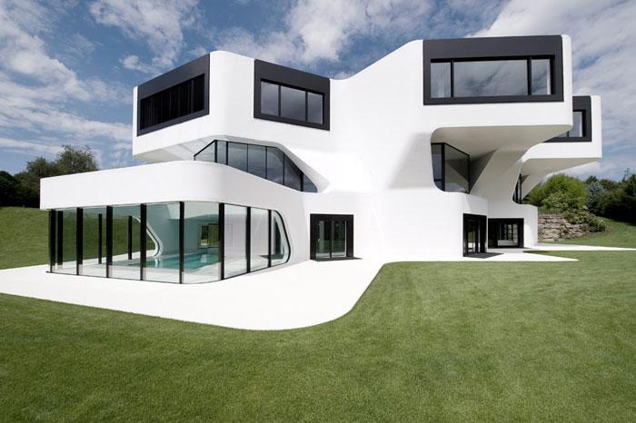 77381265764 Otroliga arkitektoniska mönster av moderna hem