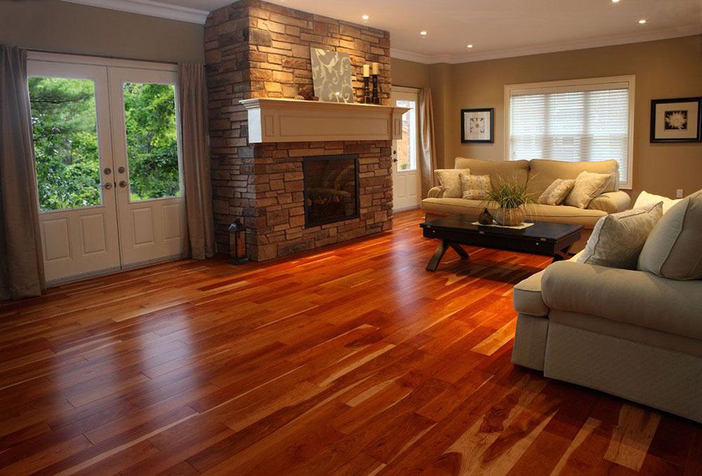 Golvdesign - Charmigt vardagsrum - Personlig design - Hur du anpassar ditt hem efter dina behov