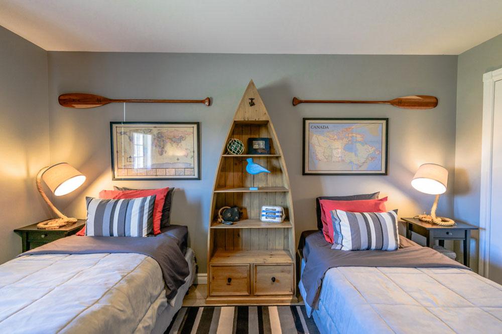 Nautical-Kids-Bedroom-by-Workman-Photography Idéer för barnrum som är helt fantastiska