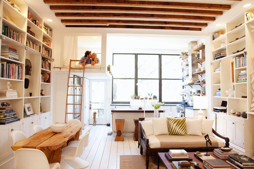 Platsbesparande lösningar för snygga hus Platsbesparande lösningar för snygga hus