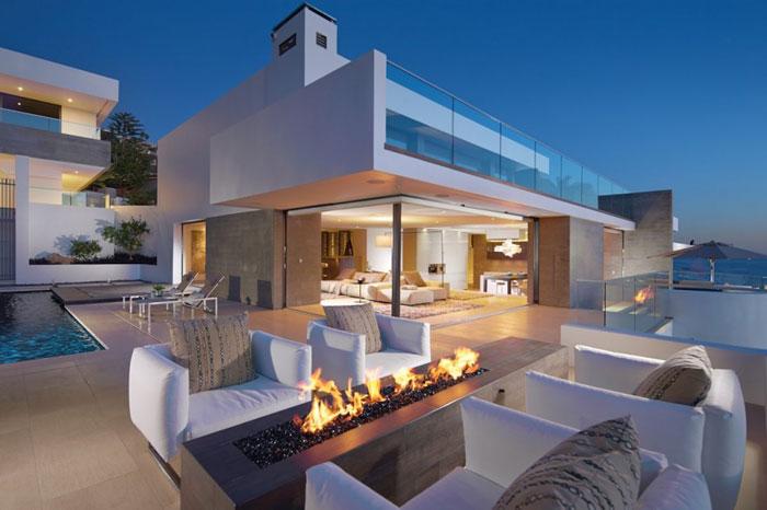 80962478410 Rockledge Residence - Fantastiskt strandhus designat av Horst Architects and Aria Design