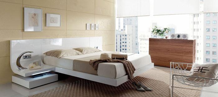 81578782579 Samling av riktigt coola design med flytande sängar