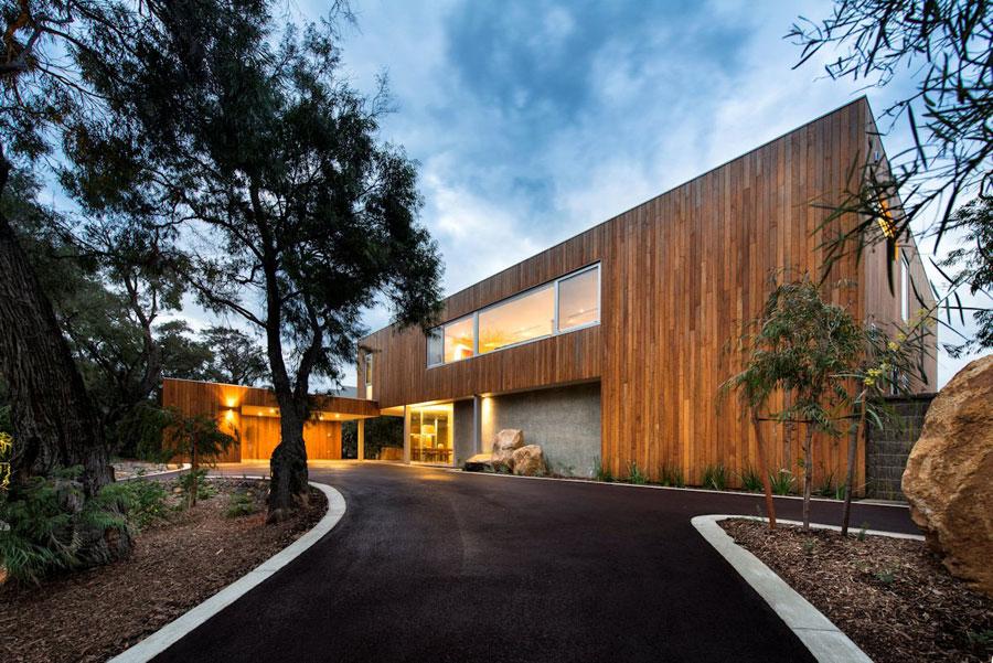 1 samtida mästerverk Eagle Bay Residence designat av Paul Jones