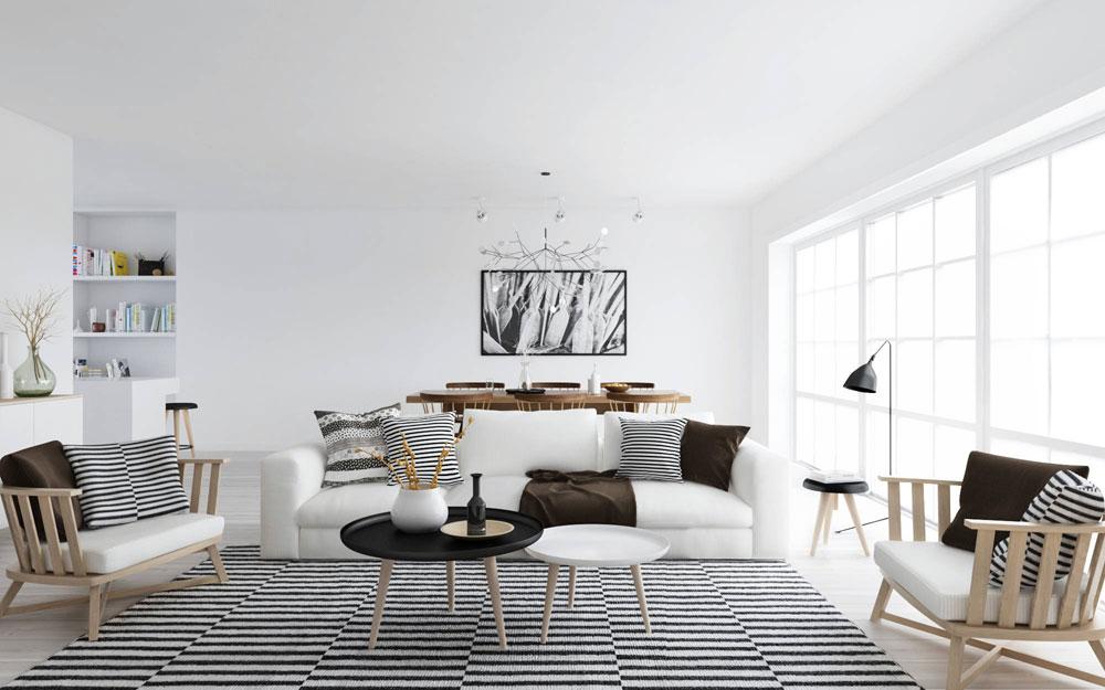 Story-3 skandinavisk design, historia, möbler och moderna idéer