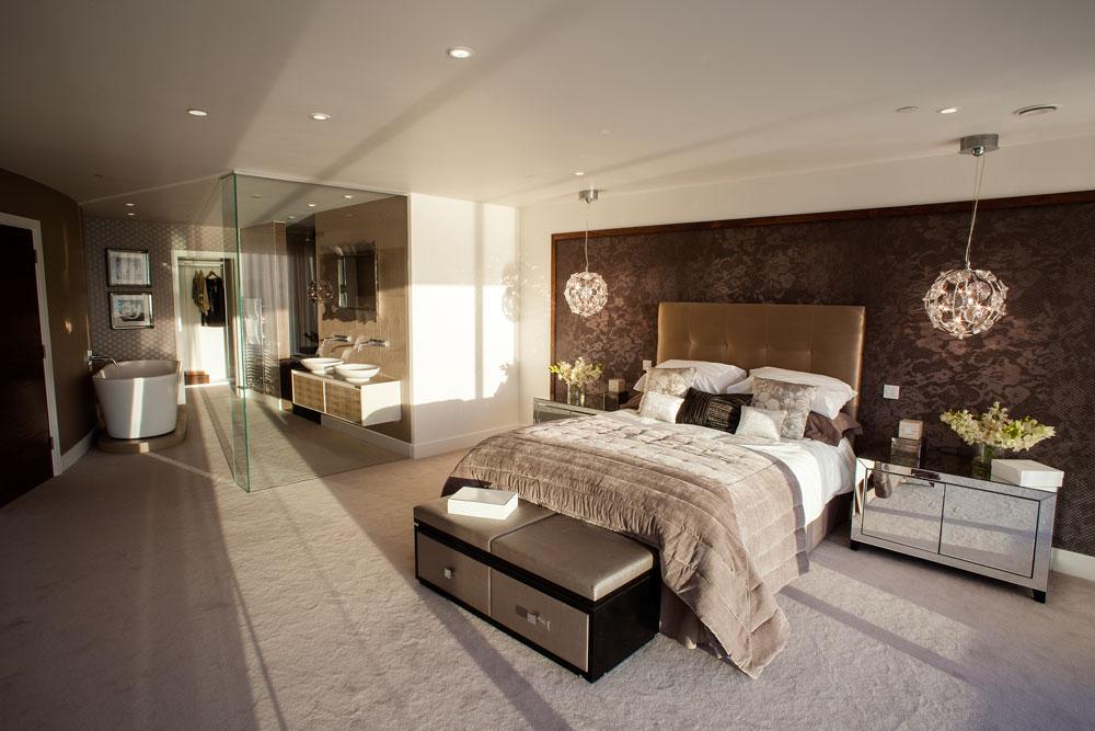Skapa en iögonfallande kontaktpunkt i ditt sovrum 9 Skapa en iögonfallande kontaktpunkt i ditt sovrum