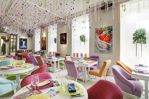 r1 Utställningar med inredning av kaféer och restauranger - 41 exempel