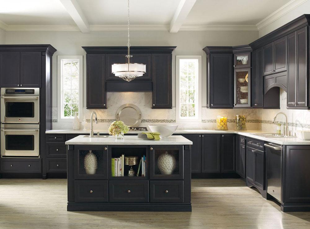 Snygg-grå-kök-inspiration-för-utsökta-hus-2 Snygg-grå-kök-inspiration för utsökta-hus