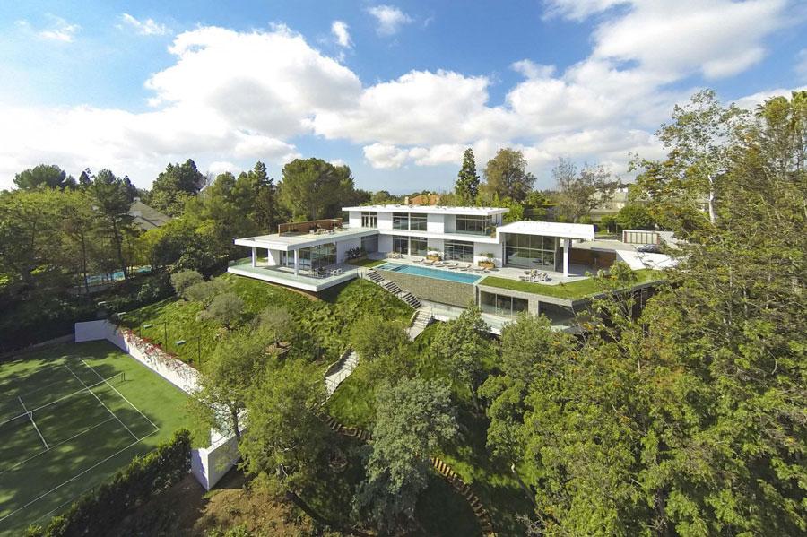 1 spektakulär Los Angeles-egendom designad av Quinn Architects