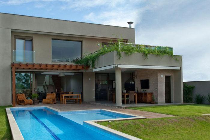 77601106696 Spektakulär Residencia DF Av Pupo Gaspar Arquitetura