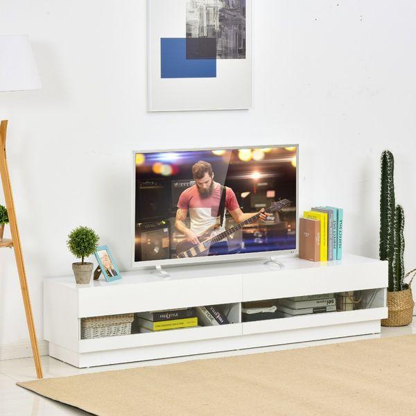 TV-stativ och nöjescenter