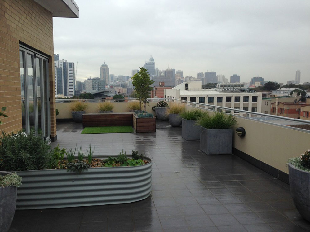 Tips för att bygga en balkongsträdgård i din lägenhet 2-1 tips för att bygga en balkongträdgård i ditt hem