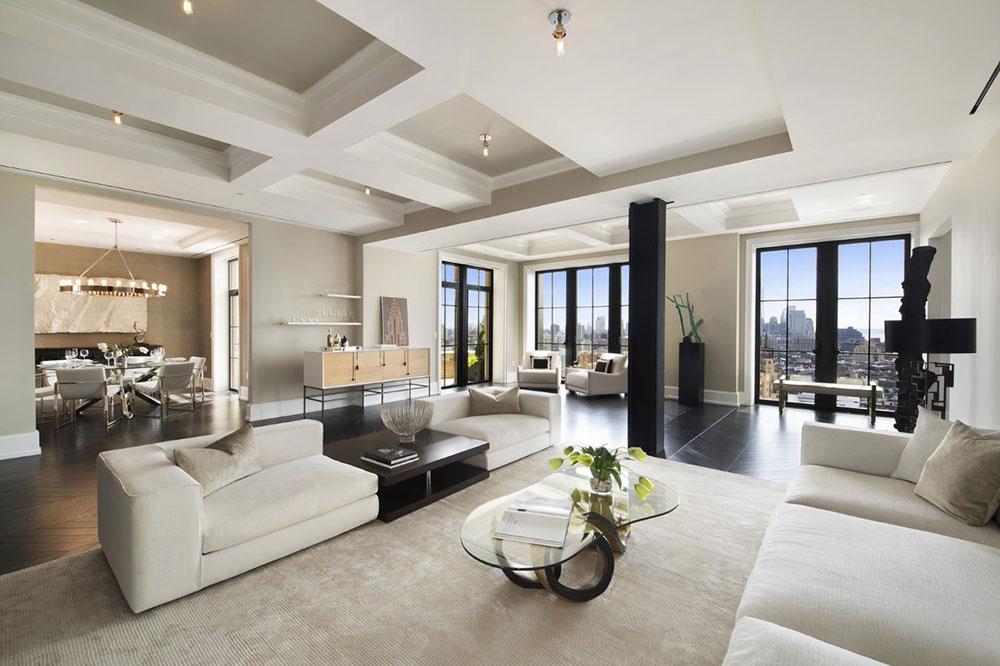 Lyxiga Art Deco-lägenhetsinredningstips för att hitta den bästa lyxlägenheten