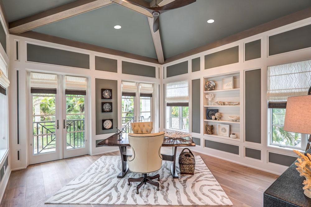 Beautiful-Home-Office-Design-Idea-1 Tips för att utforma ett professionellt kontor
