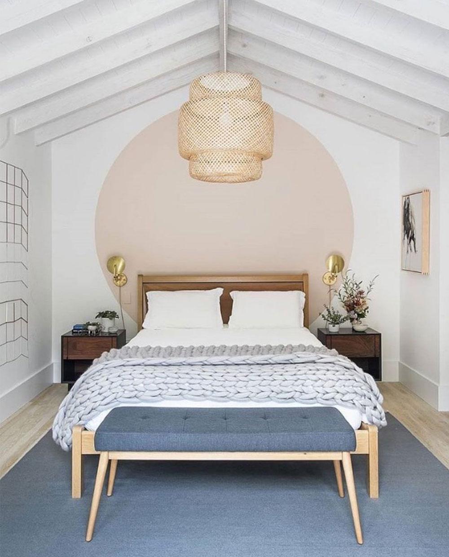 Fokusera på de fem bästa idéerna för att dekorera ditt lilla sovrum