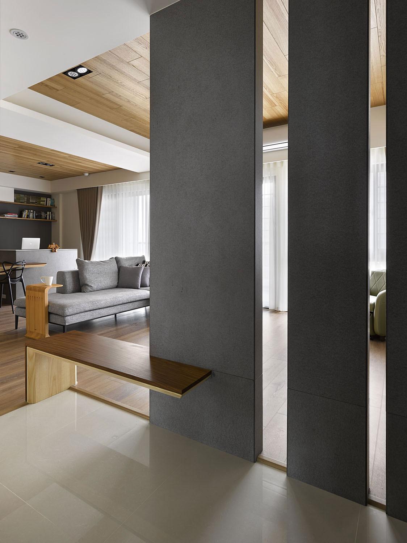 Trähus-interiör-av-HOYA-Design-1 Trähus-interiör av HOYA Design