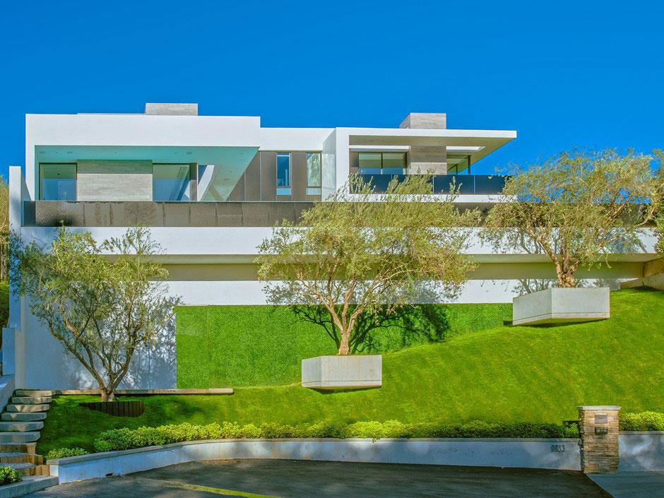 Unikt och underbart Beverly Grove Residence-1 Unikt och underbart Beverly Grove Residence