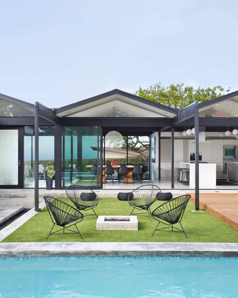 Vackert soligt hus skapat av Pierre Koenig och redesignat av Robert Sweet-13 Vackert soligt hus skapat av Pierre Koenig och redesignat av Robert Sweet
