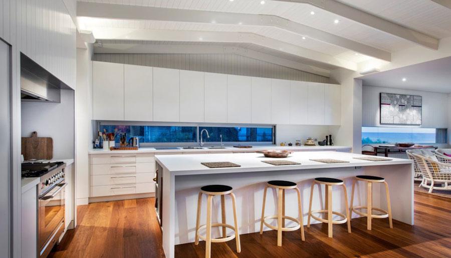 1 vackra och moderna köksdesignidéer
