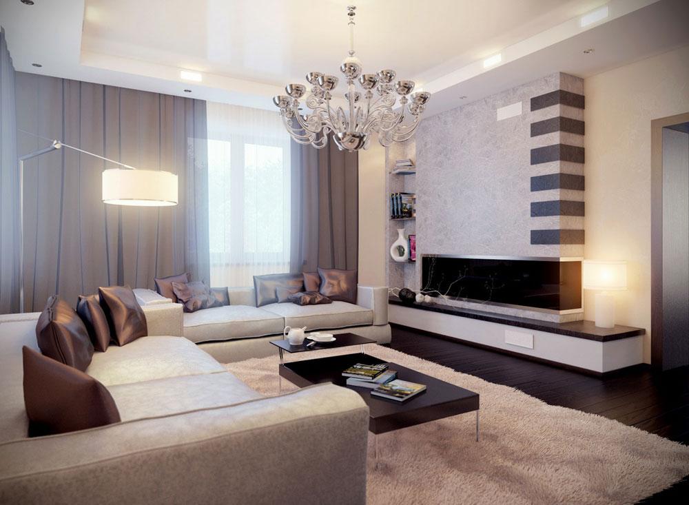 Välja de bästa neutrala färgerna för vardagsrummet 1 Välja de bästa neutrala färgerna för vardagsrummet