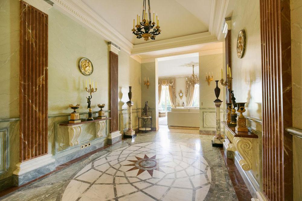Värm din dag med dessa hall-dekorationsidéer-9 Värm din dag med dessa hall-dekorationsidéer