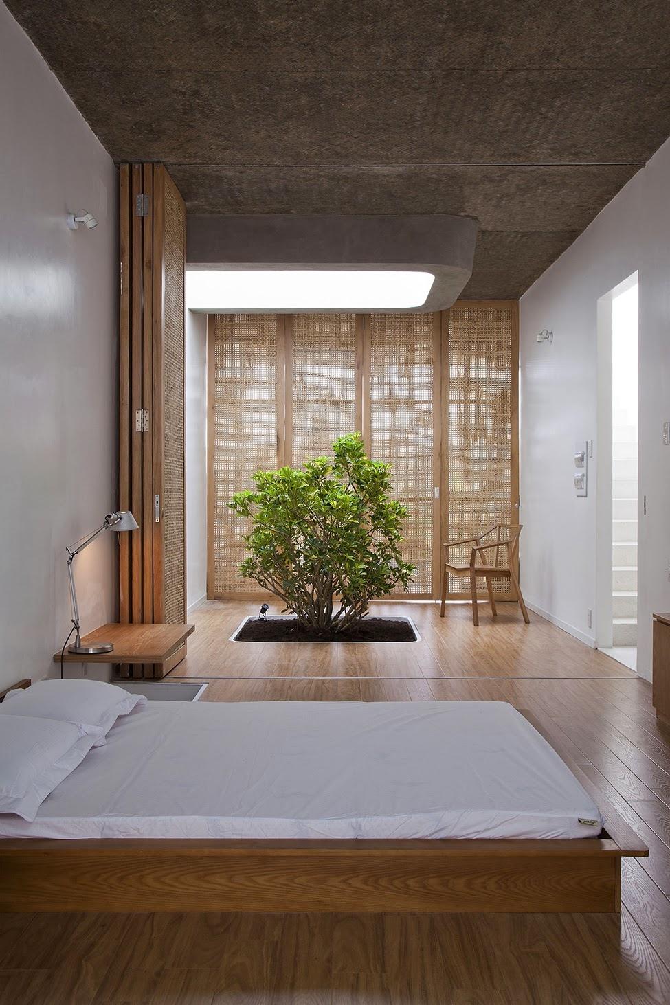 Zen Brown sovrum