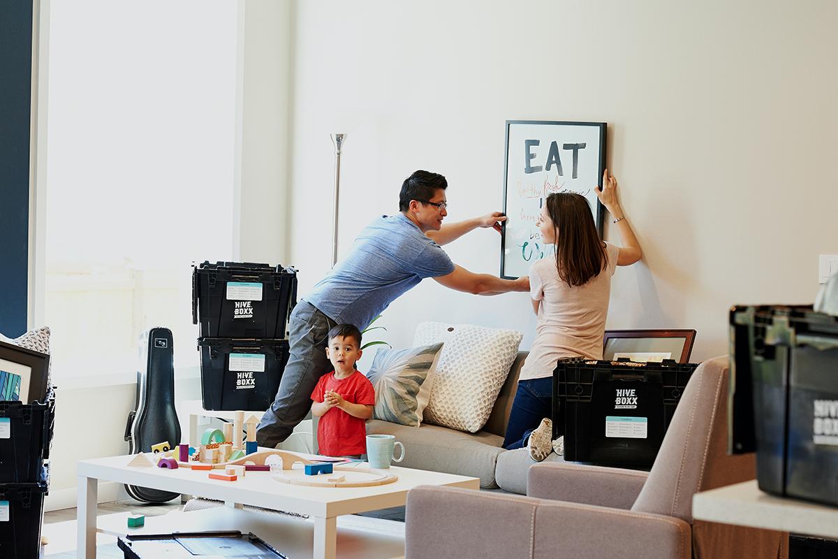 Alternativ att tänka på innan du minskar till en ny lägenhet