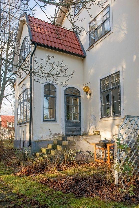 Arkitekturdesigngalleri som illustrerar vackra hus