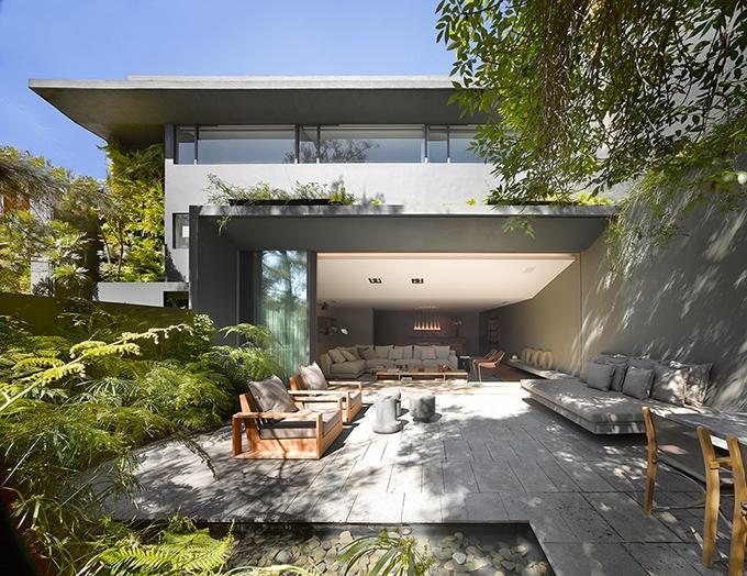 Barrancas House erbjuder en inblick i lyxigt boende