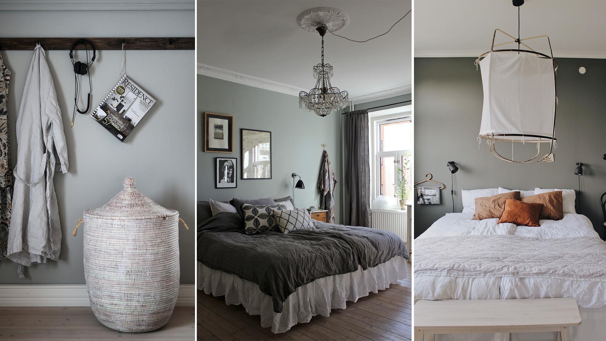 Bästa färger för sovrum för att inspirera dig
