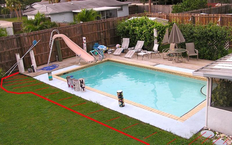 Battle of Pool Deck Materials: För- och nackdelar