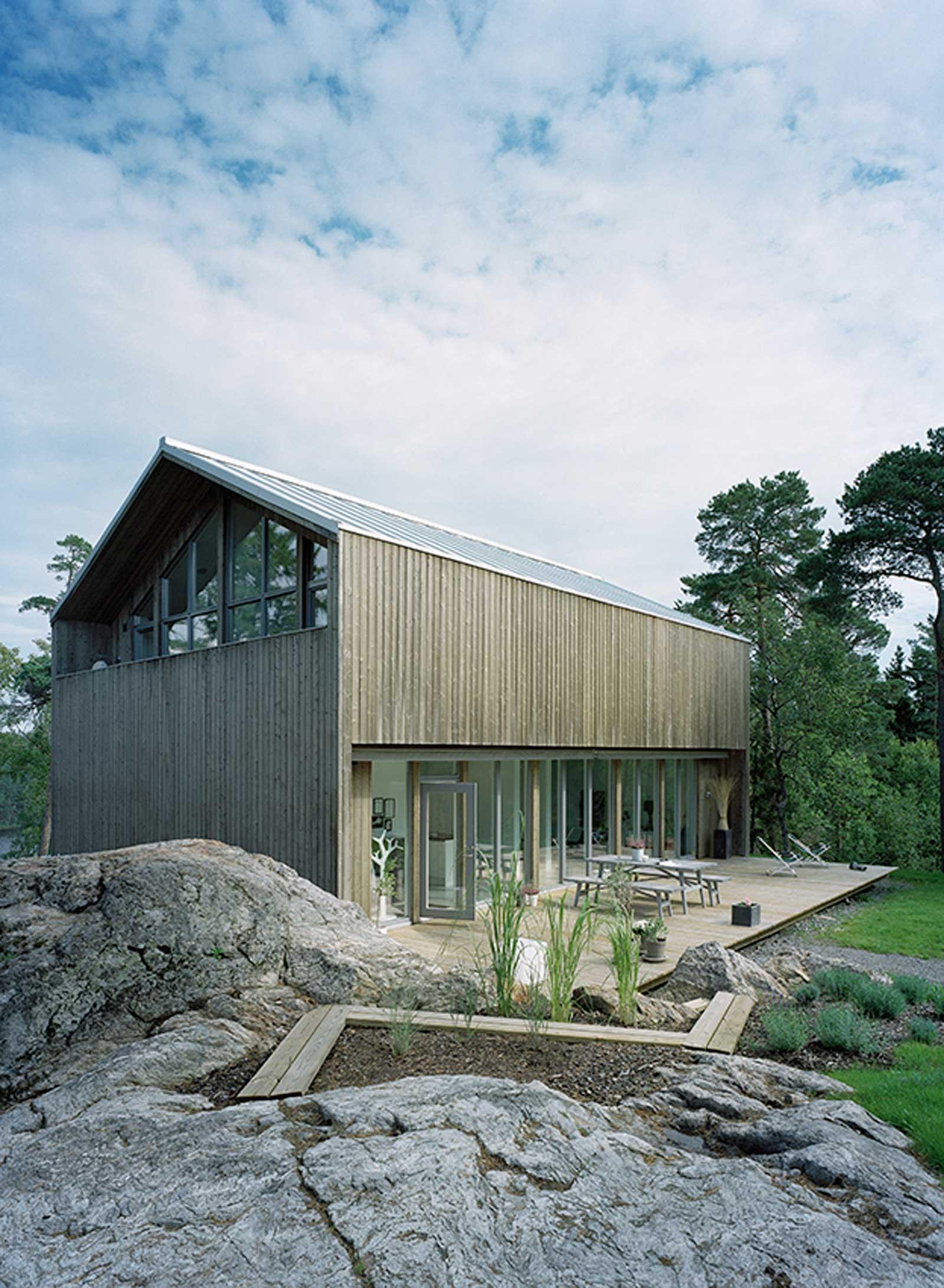 Botucatu House är ett arkitektoniskt mästerverk
