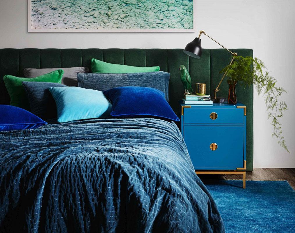Bra idéer när du väljer en sänggavel till din säng