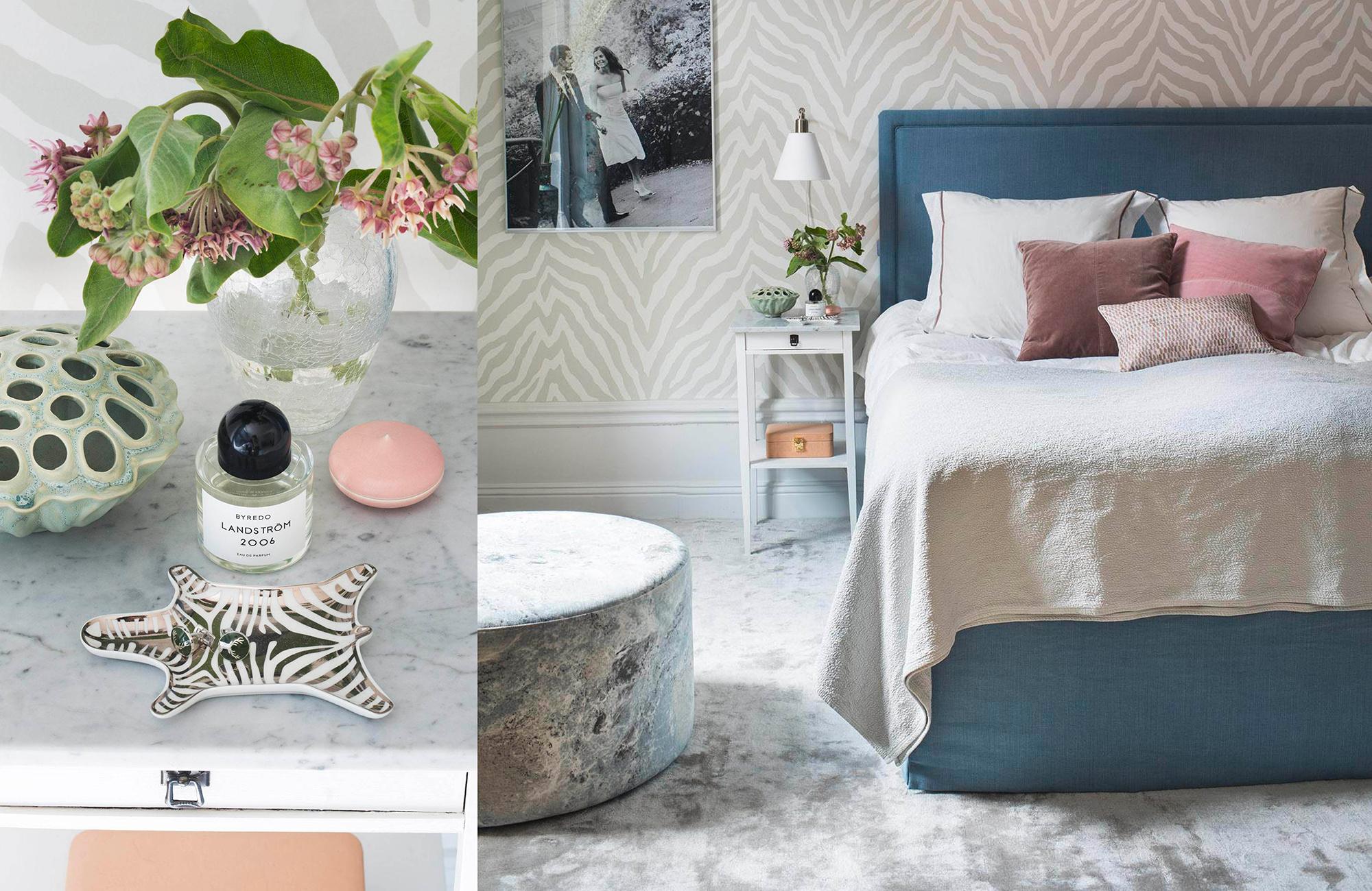 Bra tips för att dekorera ditt sovrum