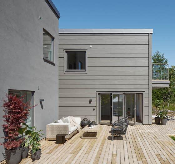 Bygg ett energieffektivt hus med en energibesparande inredning