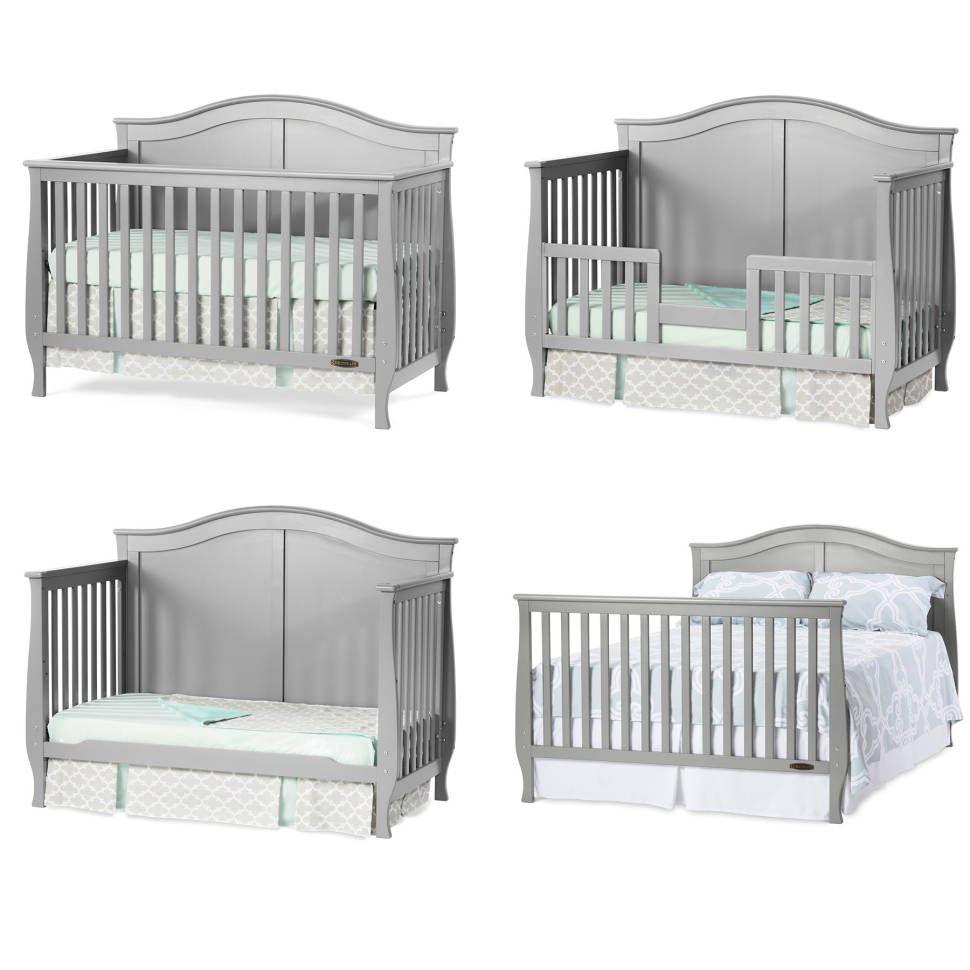 Cabriolet Cribs 4-i-1