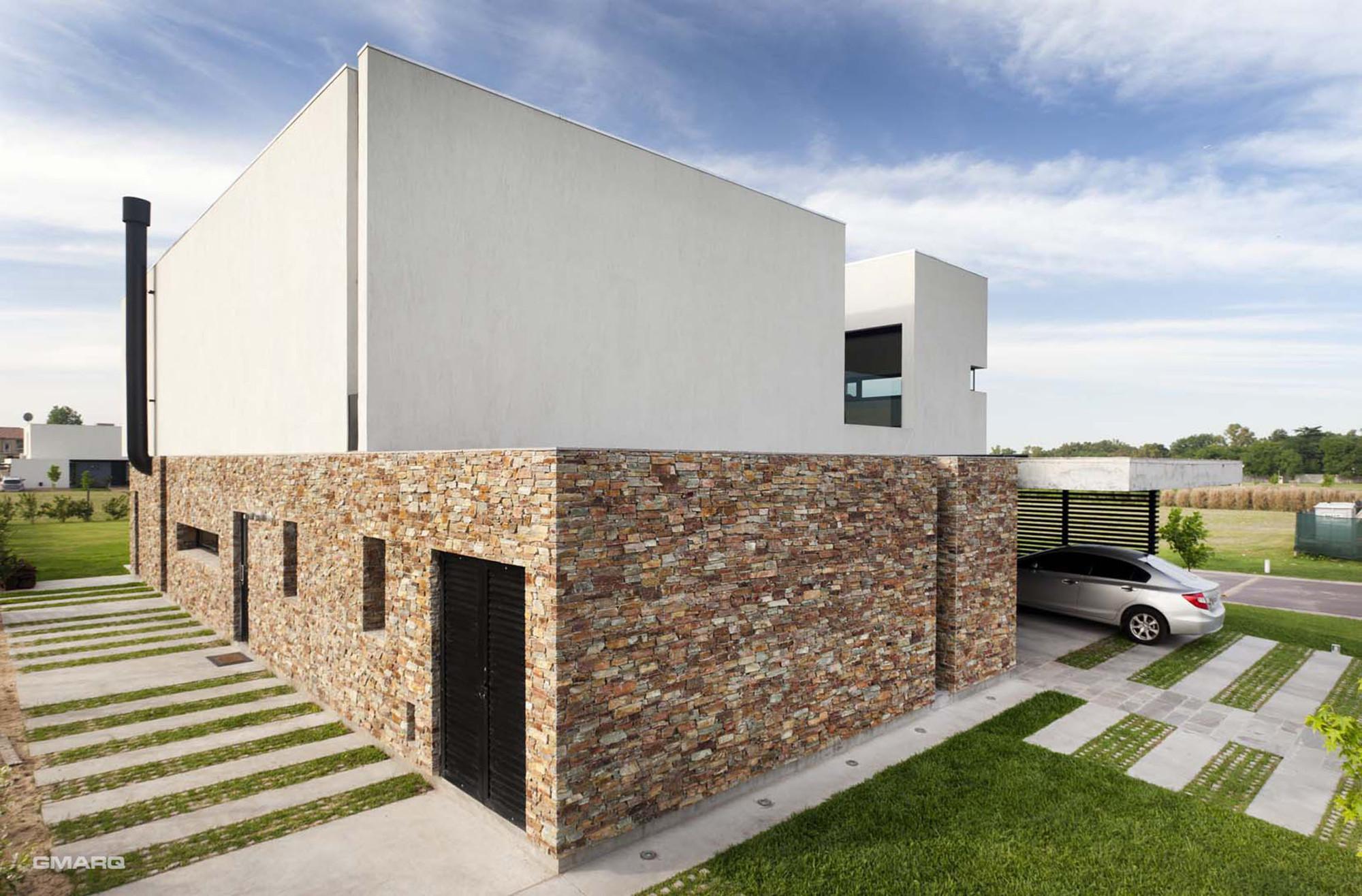 Casa A i Argentina Designad av Estudio GMARQ