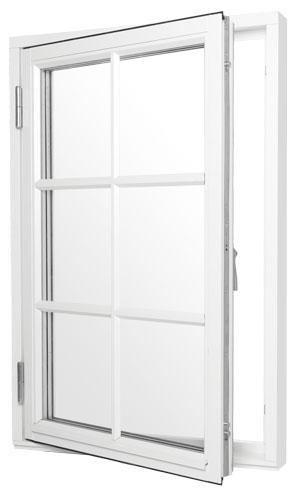 De sju främsta skälen att byta till PVC-dörrar och fönster