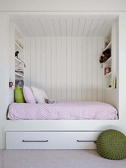 Dekorera små sovrum med stil – 34 exempel
