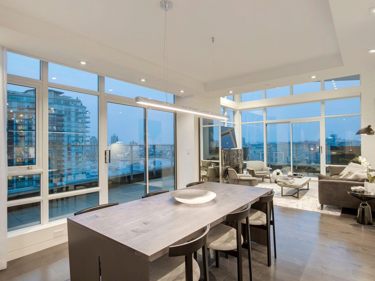 Den fantastiska Elysium Penthouse från Vancouver, Kanada